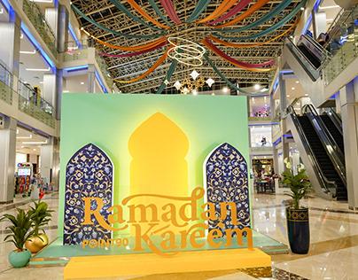 Point 90 - Ramadan Decoration