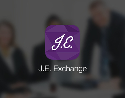 J.E. EXCHANGE - Social Business Networking