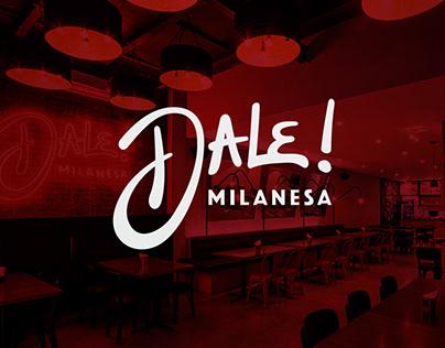 Dale! Milanesa - Identidade Visual