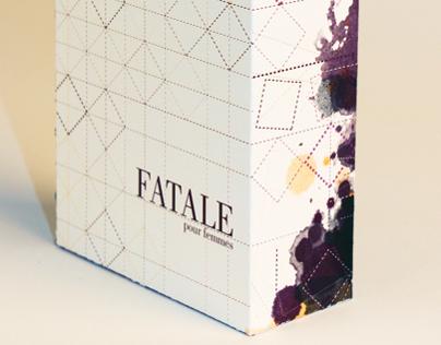 Fatale - Perfume Packaging