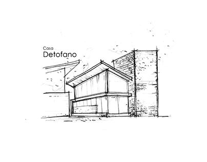 Estudo para Casa Detofano