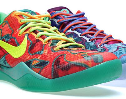 Nike Zoom Kobe 8 - What the Kobe