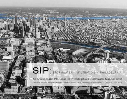 SIP: Stormwater Infiltration in Philadelphia