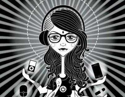 Chica Geek