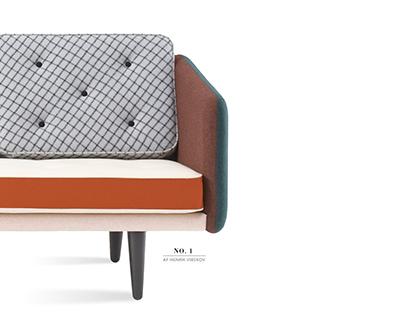 Fredericia furniture   Webdesign
