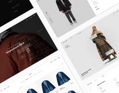 Culture Currency. E-commercy UI Kit — Free Demo.