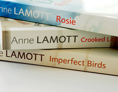 Anne Lamott: Rosie Trilogy