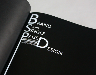 BRAND AND SINGLE PAGE DESIGN
