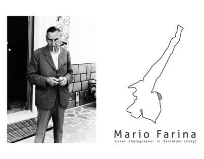Mario Farina: street photographer in Bardolino.