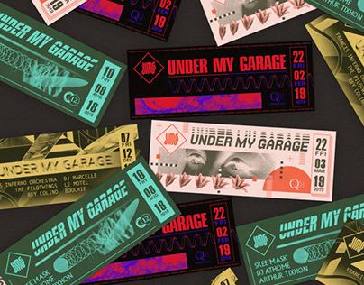 Under My Garage