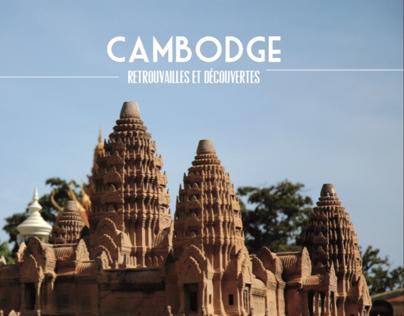 Cambodia, a family trip