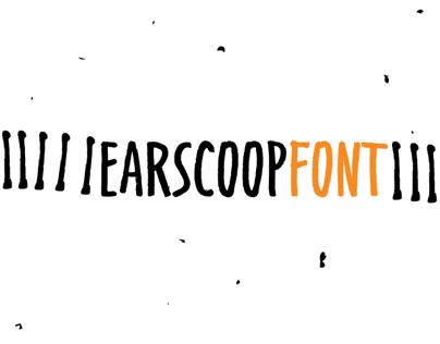 Earscoop Font