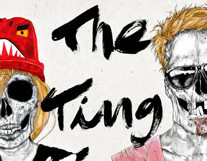 The Ting Tings - Sounds from Nowhersville