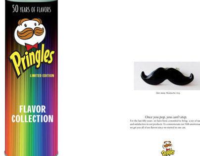 Pringles Guerilla Advertisement