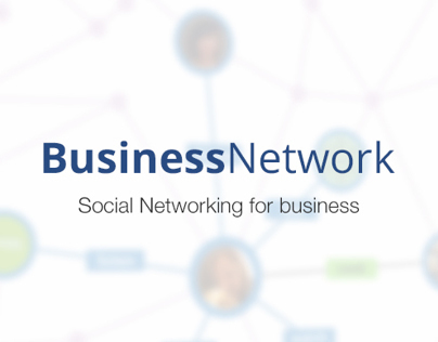 BUSINESS NETWORK - Social Networking for Business