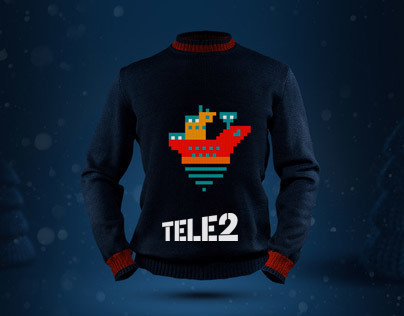 Tele2 sweater generator