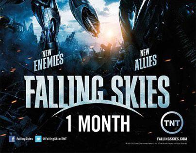 FALLING SKIES season 2 - designs