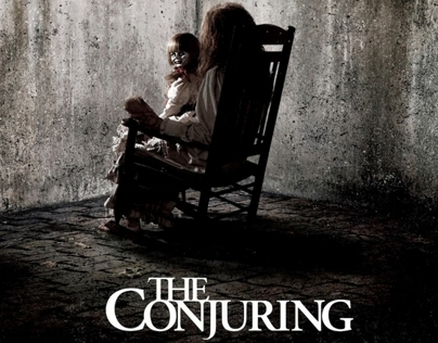 THE CONJURING - horror doll designs