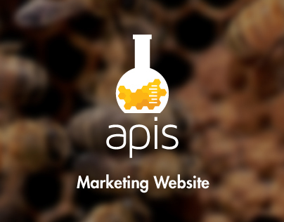 Apis Hives Marketing Website