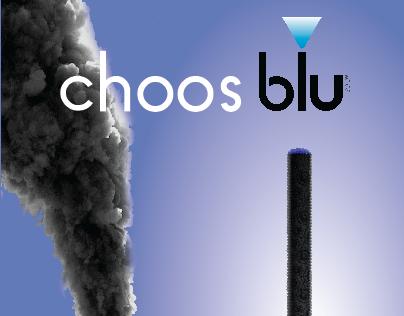 Blu eCig Print Ad Campaign