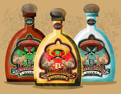 """""""El MACHO"""" Tequila"""