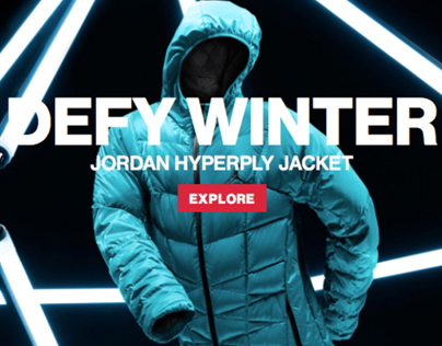 Jordan DEFY WINTER