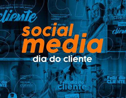 Social Media - Dia do Cliente