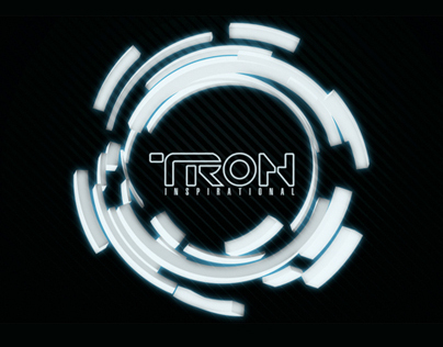 Tron: Legacy | Visual Design Workshop
