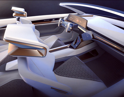 BMW M-Cockpit Concept
