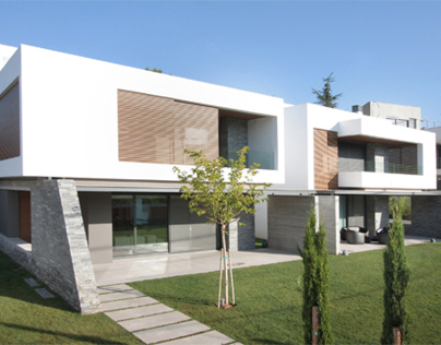2 Private Residences In Panorama - Thessaloniki