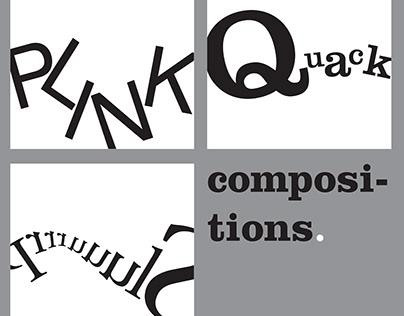 Onomatopoeia Compositions