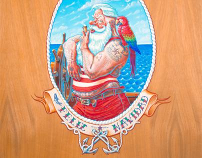 Feliz Navidad! (Sailor Klaus)