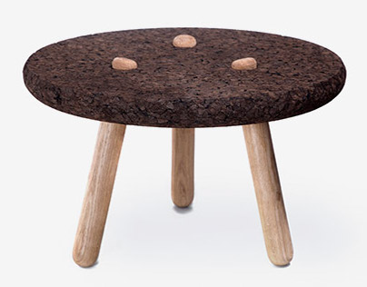 Rolha Side Table