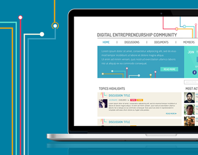 Digital Entrepreneurship Community