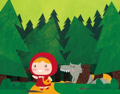 Grimm's Fairy Tales Series