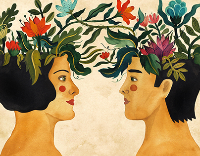 Cover illustration for Soho House