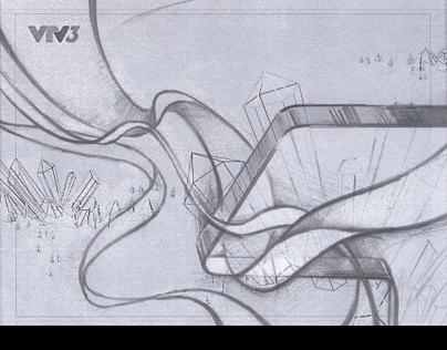TV/Motion Design Package/VTV 3 Vietnam 2013