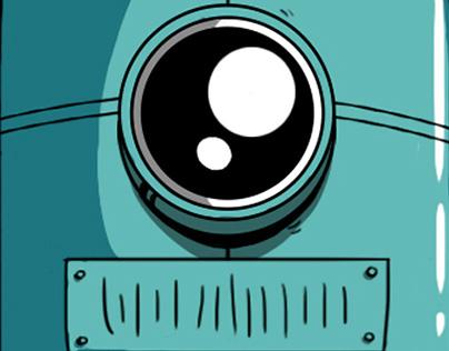 Marcelo el robot (character creation)