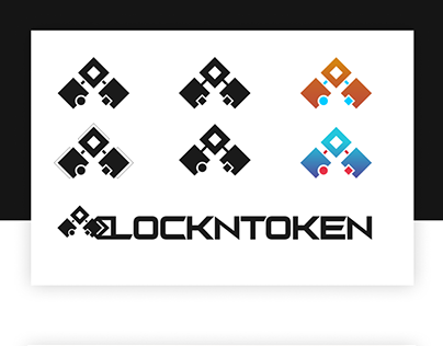 Blockntoken logo