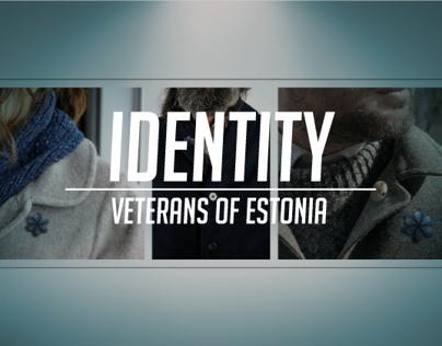 Identity concept for veterans of estonia