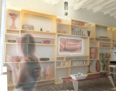 Interior Design Advanced Rendering
