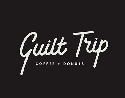 Guilt Trip Coffee + Donuts