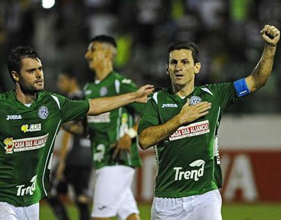 Fumagalli leva Guarani à vitória