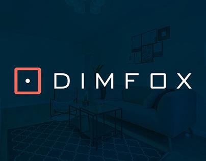 LOGO DESIGN FOR DIMFOX