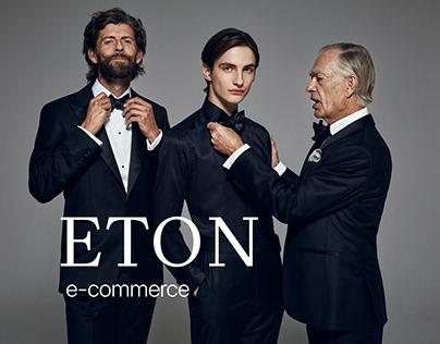 ETON - Redesign