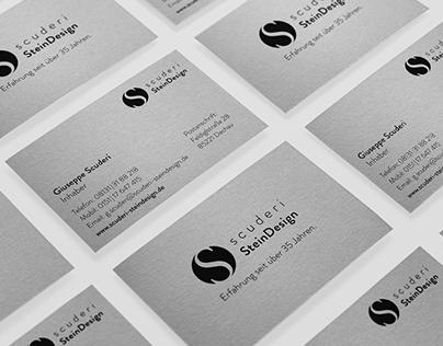Scuderi SteinDesign – Corporate Design