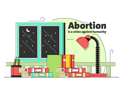 Abortion is a crime against humanity