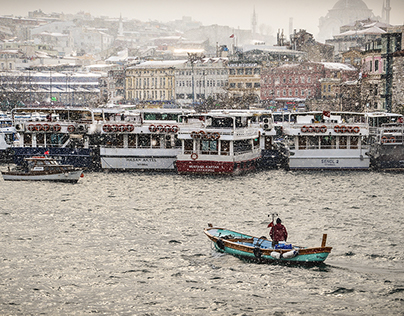 Around The Bosphorus