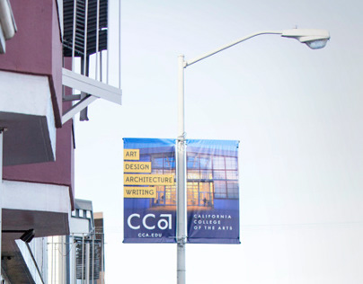 CCA Street Banner Campaign