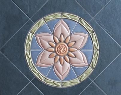 Healing Mandala, Interagency Center, Tucson AZ